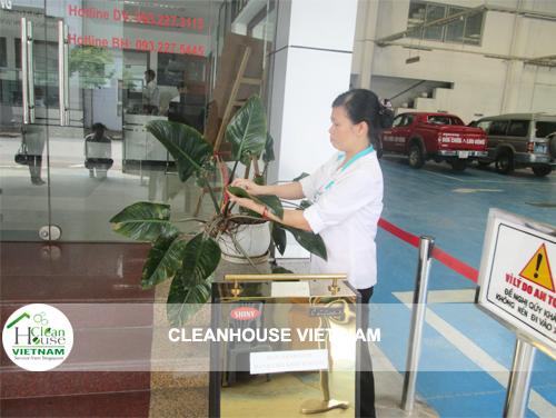 Vệ sinh công nghiệp cleanhouse