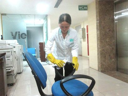 Dịch vụ giặt ghế cleanhouse việt nam
