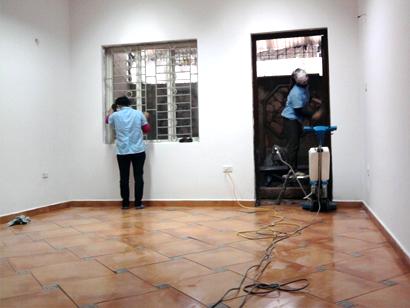 Hình ảnh: Dịch vụ tổng vệ sinh sau xây dựng số 1