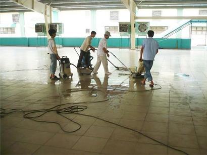 Hình ảnh: Dịch vụ tổng vệ sinh sau xây dựng số 2