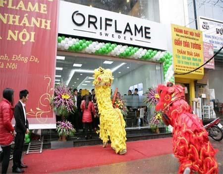 Cleanhouse Việt Nam cung cấp dịch vụ vệ sinh tại Oriflame