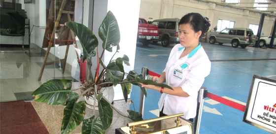 Hình ảnh: Khách hàng của vệ sinh công nghiệp Cleanhouse Việt Nam số 1