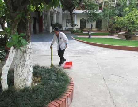 Cleanhouse Việt Nam cung cấp dịch vụ vệ sinh văn phòng