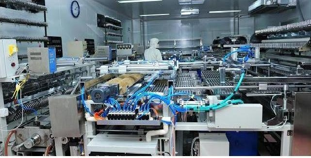 vệ sinh công nghiệp Cleanhouse Việt Nam làm dịch vụ vệ sinh tại công ty Dược phẩm CPC1 Hà Nội