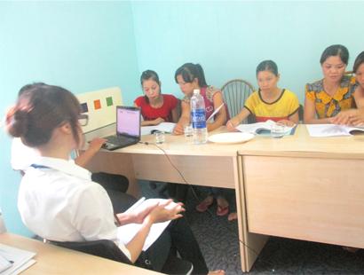 Đào tạo công nhân Cleanhouse Việt Nam
