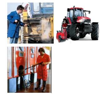 Máy phụt rửa công nghiệp bằng áp lực nước Klenco MosoonH66